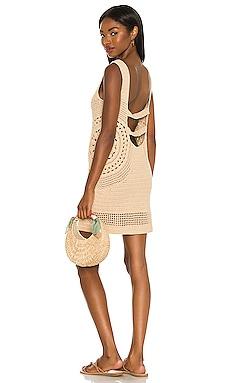 x Sofia Richie Aylah Crochet Dress House of Harlow 1960 $198