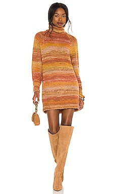 x REVOLVE Mazzy Cowl Neck Dress House of Harlow 1960 $228