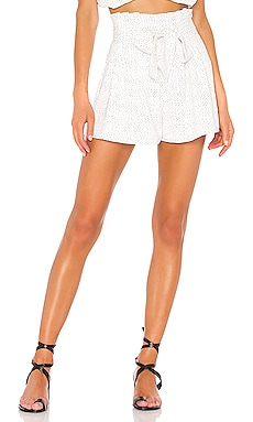 SHORT À POIS LELAND House of Harlow 1960 $138
