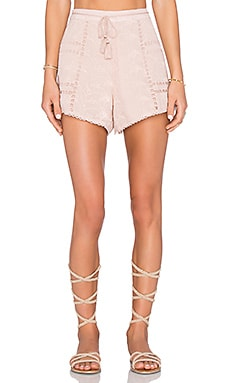 x REVOLVE Grace Short in Taupe