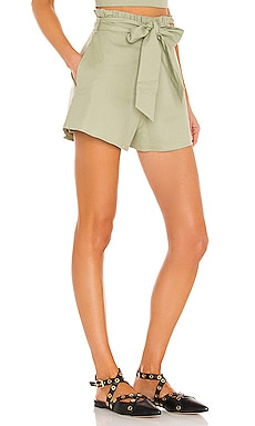 x Sofia Richie Maille Shorts House of Harlow 1960 $83