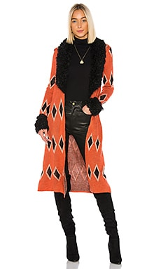 x REVOLVE Cullen Coat House of Harlow 1960 $328