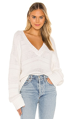 x REVOLVE Conor Sweater House of Harlow 1960 $160 NEW ARRIVAL