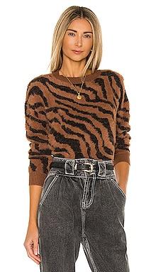 x REVOLVE Benji Tiger Sweater House of Harlow 1960 $158