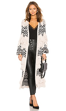 x REVOLVE Ash Duster House of Harlow 1960 $238