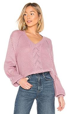 x REVOLVE Grayson Sweater House of Harlow 1960 $58
