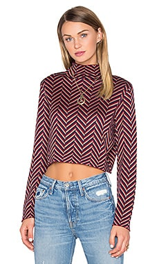 House of Harlow 1960 x REVOLVE Cody Crop in Zig Zag