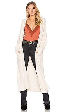 x REVOLVE Nico Duster in Cream