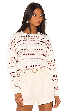 X REVOLVE Amrita Sweater House of Harlow 1960 $79
