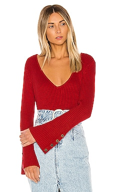 X REVOLVE Siona Sweater House of Harlow 1960 $27 (FINAL SALE)