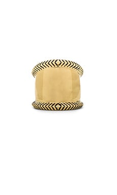 House of Harlow Tambo River Ring in Gold