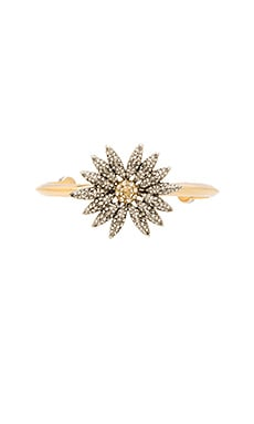 House of Harlow Kaleidoscope Cuff in Gold & Silver