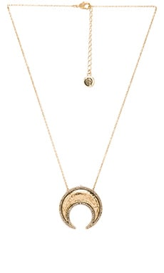 Gift of Iah Pendant Necklace – 金色