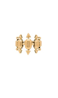The Theia Ring in Gold