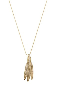 Cedro Dangle Pendant Necklace