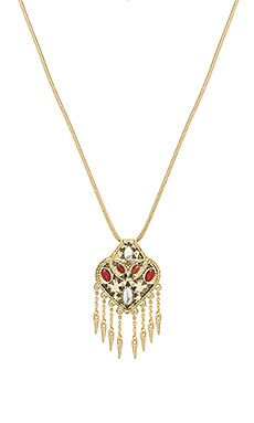 Montezuma small pendant necklace - House of Harlow 1960