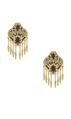 Montezuma Statement Earrings