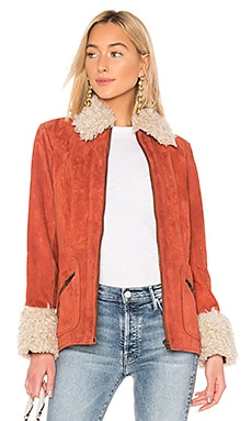 x REVOLVE Noah Coat House of Harlow 1960 $162