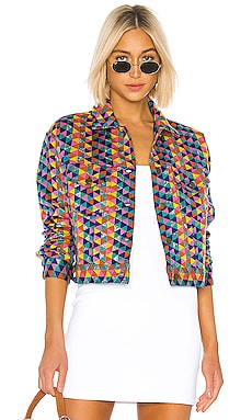 X REVOLVE Dominic Jacket House of Harlow 1960 $228