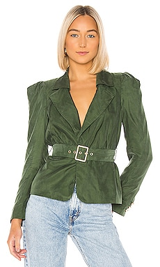 X REVOLVE Fernanda Jacket House of Harlow 1960 $109