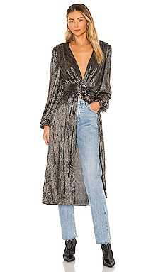 x REVOLVE Michalina Duster House of Harlow 1960 $69 (FINAL SALE)