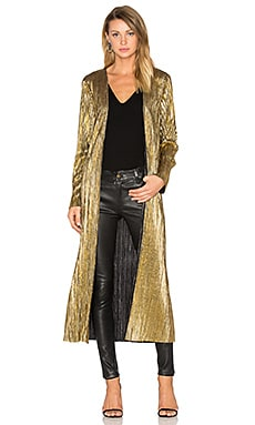 x REVOLVE Jodie Jacket in Gold