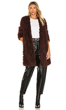 x REVOLVE Jane Coat House of Harlow 1960 $83
