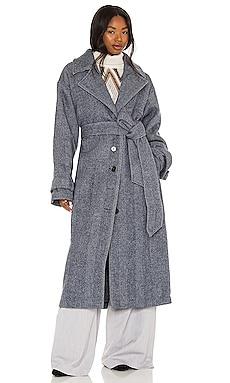 x REVOLVE Zurich Coat House of Harlow 1960 $698