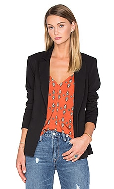 House of Harlow 1960 x REVOLVE Fifi Blazer in Black
