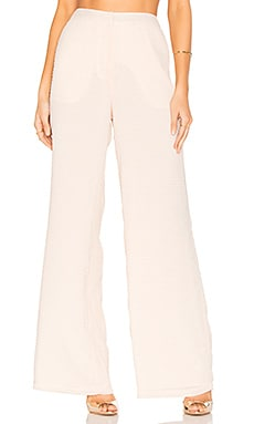 x REVOLVE Mona Pants in Pearl