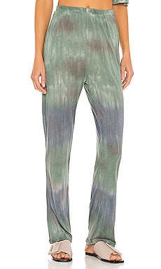x REVOLVE Tie Dye Relaxed Pant House of Harlow 1960 $56