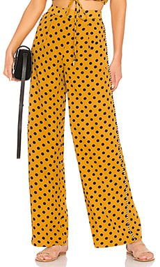 PANTALON LARGE LEO House of Harlow 1960 $46 (SOLDES ULTIMES)