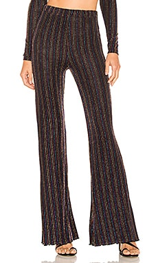 PANTALON FLARE LORA House of Harlow 1960 $79