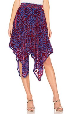 x REVOLVE Penny Skirt House of Harlow 1960 $48 (FINAL SALE)