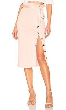x REVOLVE Bas Midi Skirt House of Harlow 1960 $68
