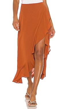 x REVOLVE Clementine Skirt House of Harlow 1960 $178 NEW ARRIVAL