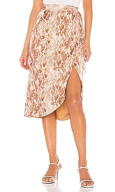 X REVOLVE Avani Skirt House of Harlow 1960 $57