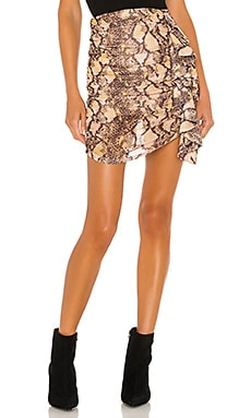 FALDA GEMMA House of Harlow 1960 $64