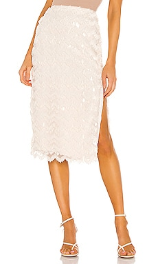 x REVOLVE Niven Skirt House of Harlow 1960 $42 (FINAL SALE)