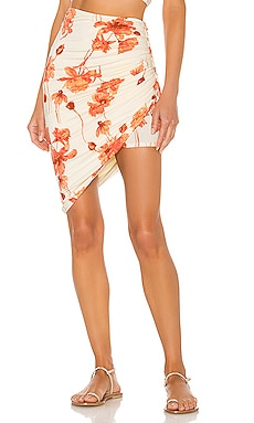 Rika Mini Skirt House of Harlow 1960 $138