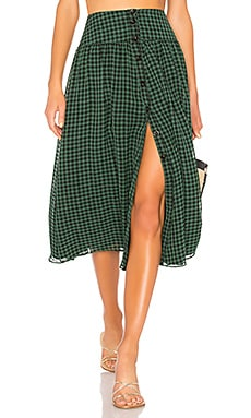 x REVOLVE Jani Skirt House of Harlow 1960 $89