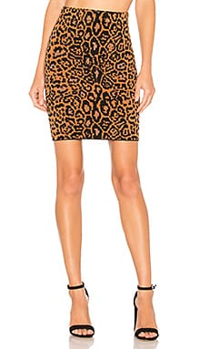 x REVOVLE Heat It Up Skirt House of Harlow 1960 $51