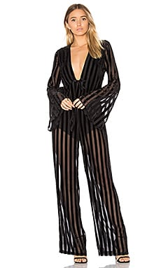 x REVOLVE Pam Jumpsuit in Black