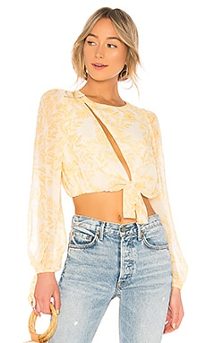 x REVOLVE Ali Top House of Harlow 1960 $77
