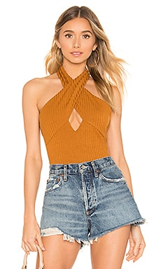 House of Harlow x Revolve 1960 Linde Bodysuit House of Harlow 1960 $38 (FINAL SALE)