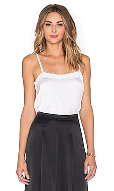 House of Harlow Rosie Tank in White