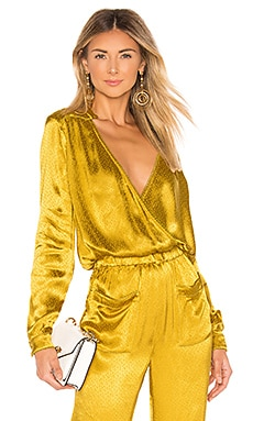 x REVOLVE Joli Blouse House of Harlow 1960 $178 NEW ARRIVAL