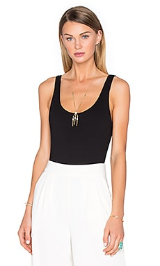 House of Harlow 1960 x REVOLVE Wren Tank Bodysuit in Black