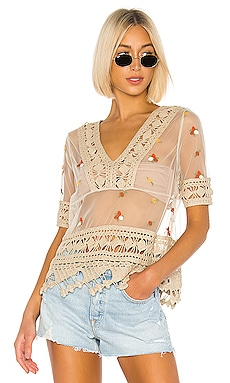X REVOLVE Kyra Top House of Harlow 1960 $44 (FINAL SALE)
