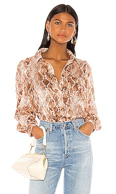 X REVOLVE Glenn Blouse House of Harlow 1960 $75